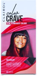 Clairol Color Crave Semi-permanent Scarlet