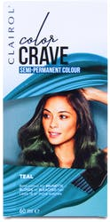 Clairol Color Crave Semi-permanent Teal