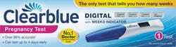 Clearblue Digital Pregnancy Test Single