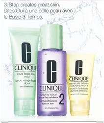 Clinique 3-Step Introduction Kit Skin Type 2 3 Pack