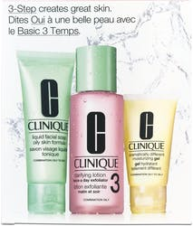 Clinique 3-Step Introduction Kit Skin Type 3 3 Pack