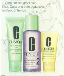 Clinique 3-Step Introduction Kit Skin Type 2 3Pc