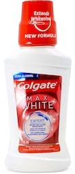 Colgate Mouthwash Max White 250ml