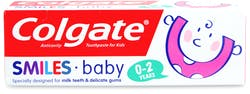 Colgate Smiles Junior 0-2 Years Kids Toothpaste 50ml