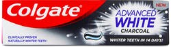 Colgate Toothpaste Charcoal Advanced White 75ml