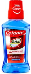 Colgate Total 12H Protection Mouthwash Peppermint Blast 250ml