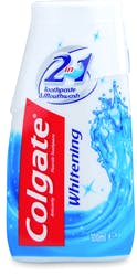 Colgate Whitening Toothpaste & Mouthwash 100ml