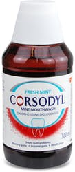 Corsodyl Mouthwash Fresh Mint 300ml