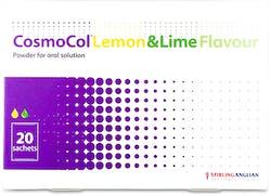 Cosmocol Lemon and Lime 20 Sachets