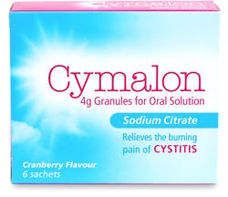 Cymalon Cranberry Sachets 6s