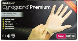 Cyraguard Premium Gloves Small 100 Pack