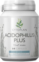 Cytoplan Acidophilus plus  30 caps
