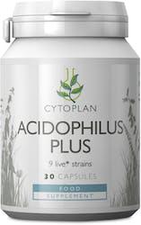 Cytoplan Acidophilus Plus 30 Caps
