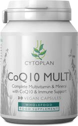 Cytoplan CoQ10 multi  30 caps