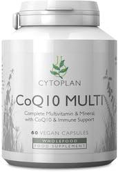 Cytoplan CoQ10 Multi  60 Capsules
