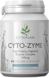 Cytoplan Cyto-Zyme Digestive Enzyme 545mg 60 Capsules