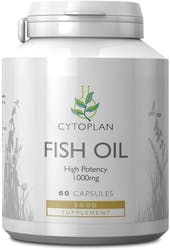 Cytoplan Fish oil  60 caps