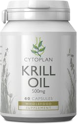 Cytoplan Krill oil  60 caps