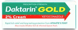 Daktarin Gold 2% Cream 15g
