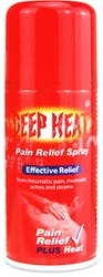 Deep Heat Pain Relief Spray 150ml