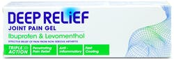 Deep Relief Triple Action Ibuprofen and Levomenthol 100g