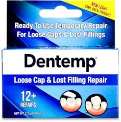 Dentemp Loose Cap & Lost Filling Repair 2.2g