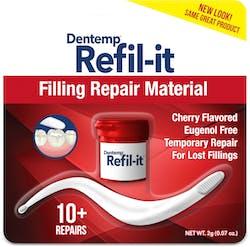 Dentemp Refill-it 2g