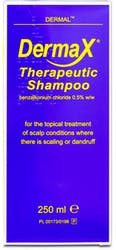 DermaX Therapeutic Shampoo 250ml