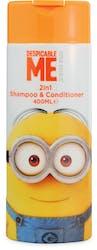 Despicable Me Shampoo & Conditioner 2in1 400ml