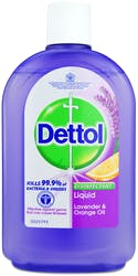 Dettol Disinfectant Liquid Lavender & Orange 500ml