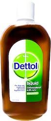 Dettol Liquid Antiseptic 750ml