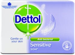 Dettol Sensitive Soap Bar 100g
