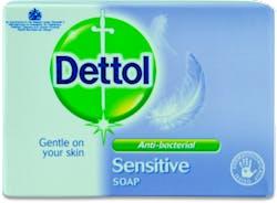 Dettol Sensitive Soap Bar 100g