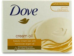Dove Cream Oil Soap Bar 100g