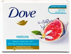 Dove Go Fresh Restore Soap Bar 100g