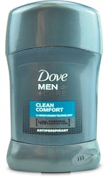 Dove Men +Care Clean Comfort Stick Deodorant 50ml