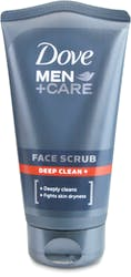 Dove Men+Care Exfoliating Face Scrub 150ml