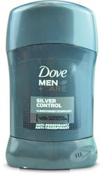 Dove Men + Care Silver Control Deodorant Stick 50ml