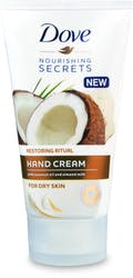 Dove Restoring Coconut Hand Cream 75ml