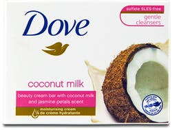 Dove Purely Pampering Coconut Soap Bar 100g
