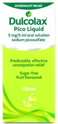 Dulcolax Pico Liquid Sugar-Free 100ml