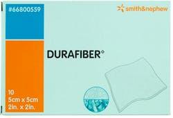 Durafiber Dressing 5cm X 5cm 10pc