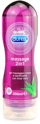 Durex Massage 2 in 1 Aloe Vera 200ml