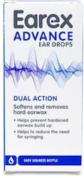 Earex Advance Ear Drops 12ml