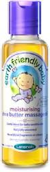 Earth Friendly Baby Moisturising Shea Butter Massage Oil 125ml