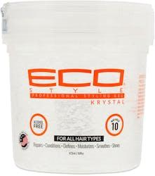 Eco Style Krystal Styling Gel Max Hold 473ml