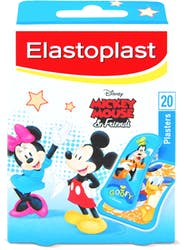 Elastoplast Disney Mickey Mouse & Friends 20 Plasters