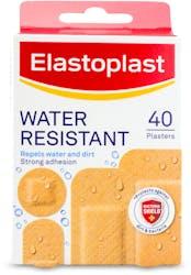 Elastoplast Water Resistant Plasters 40 Pack