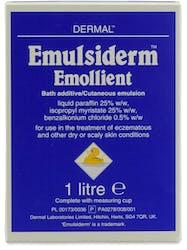 Emulsiderm Emollient 1000ml