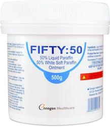 Ennogen Fifty:50 Paraffin Ointment 500g